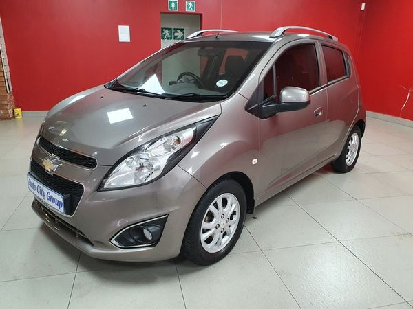 2013 Chevrolet Spark 1.2 Ls 5dr  Gauteng Nigel_0