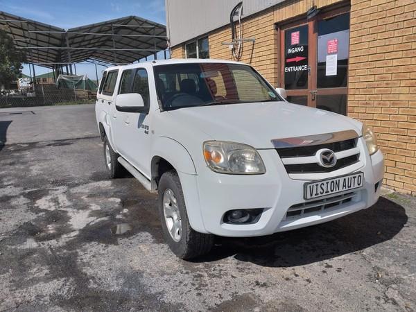 2010 Mazda BT-50 3.0 CRDi SLE 4x4 Bakkie Double cab Western Cape Brackenfell_0