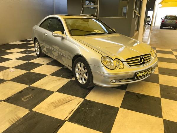 2002 Mercedes-Benz CLK-Class Clk 320 Elegance At  Gauteng Lenasia_0