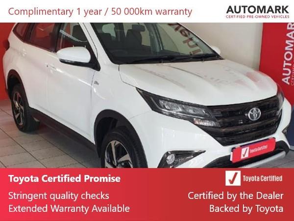 2019 Toyota Rush 1.5 Auto Gauteng Springs_0