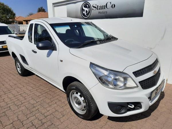 2017 Chevrolet Corsa Utility 1.4 Ac Pu Sc  Mpumalanga Trichardt_0
