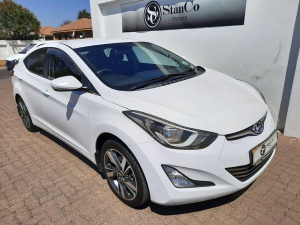 2016 Hyundai Elantra 1.6 Premium Mpumalanga Trichardt_0