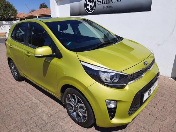 2017 Kia Picanto 1.2 Smart Mpumalanga Trichardt_0