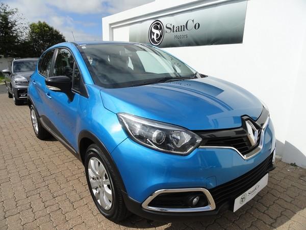 2016 Renault Captur 900T Dynamique 5-Door 66KW Mpumalanga Trichardt_0