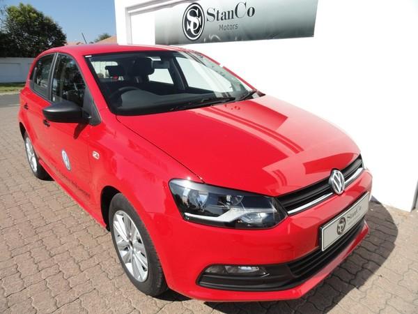 2020 Volkswagen Polo Vivo 1.4 Trendline 5-Door Mpumalanga Trichardt_0