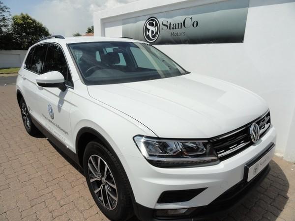 2020 Volkswagen Tiguan 1.4 TSI Comfortline DSG 110KW Mpumalanga Trichardt_0