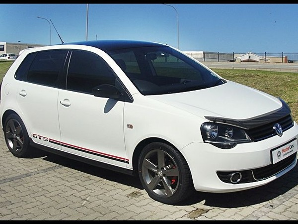2017 Volkswagen Polo Vivo GP 1.6 GTS 5-Door Western Cape George_0