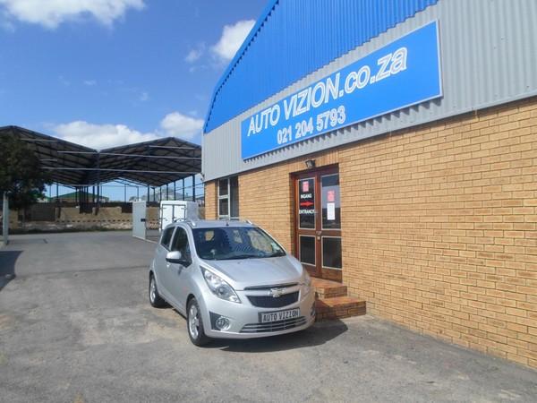 2012 Chevrolet Spark 1.2 Ls 5dr  Western Cape Brackenfell_0