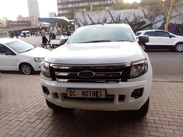 2015 Ford Ranger 2.2TDCi LR Single Cab Bakkie Gauteng Germiston_0