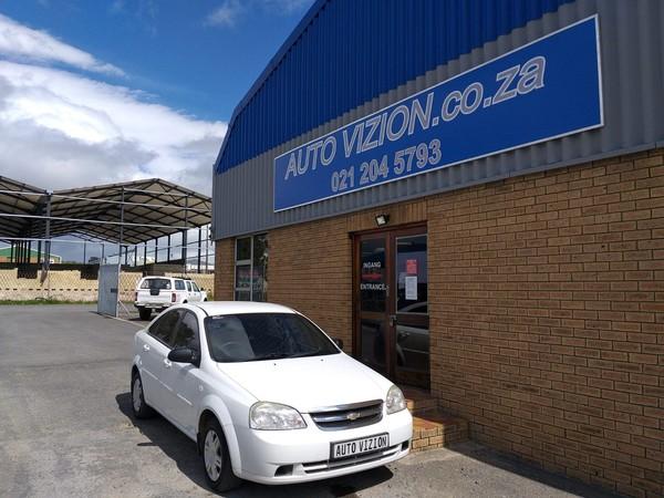 2012 Chevrolet Optra 1.6 L  Western Cape Brackenfell_0
