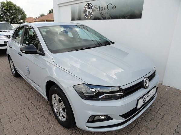 2020 Volkswagen Polo 1.0 TSI Trendline Mpumalanga Trichardt_0