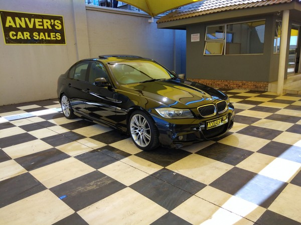 2010 BMW 3 Series 325i Sport At e90  Gauteng Lenasia_0
