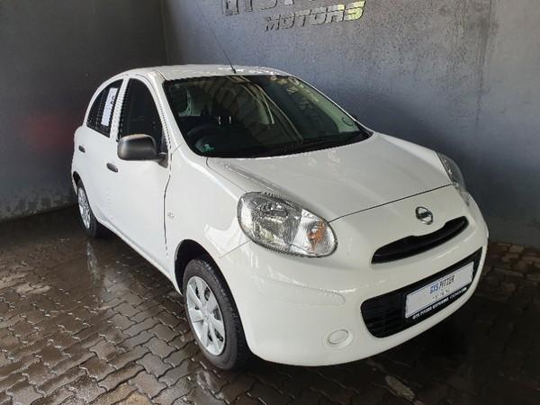 2015 Nissan Micra 1.2 Visia 5dr d82  Gauteng Pretoria_0