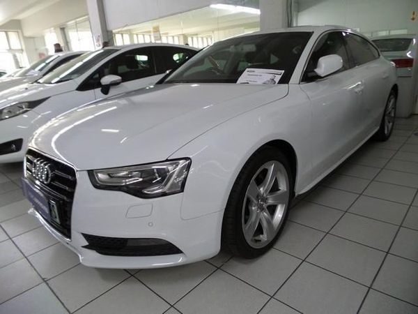 2015 Audi A5 Sprtback 2.0 Tdi Multi  Free State Bloemfontein_0