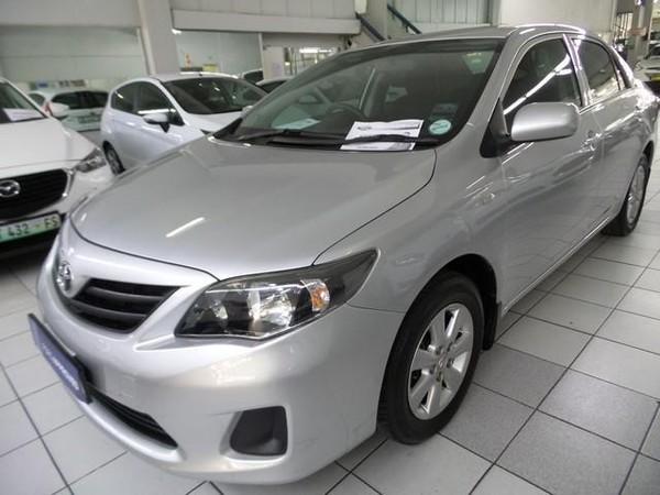 2015 Toyota Corolla Quest 1.6 Plus Free State Bloemfontein_0