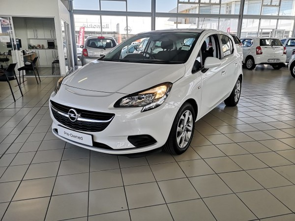 2019 Opel Corsa 1.0T Ecoflex Enjoy 5-Door 66KW Eastern Cape East London_0