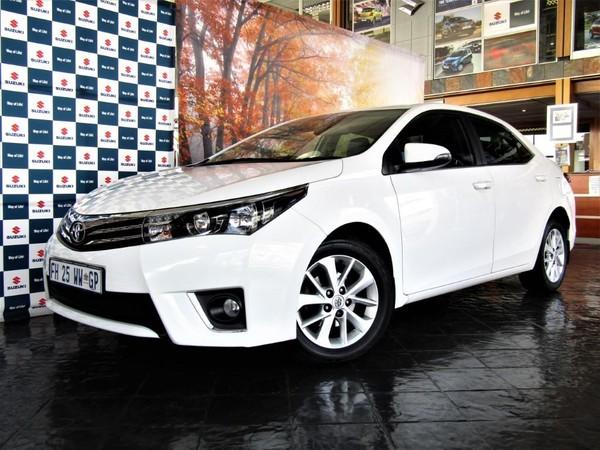 2016 Toyota Corolla 1.8 High Gauteng Rosettenville_0
