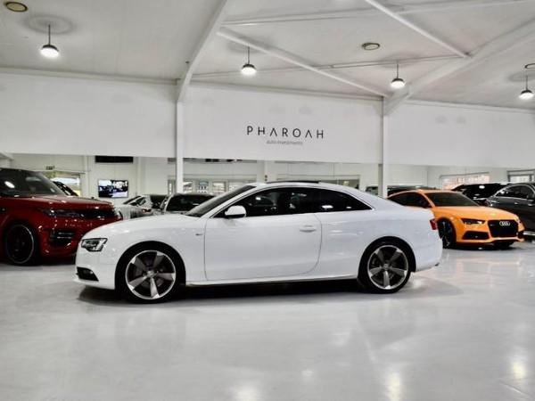 2015 Audi A5 2.0T FSi q S Tronic Gauteng Sandton_0