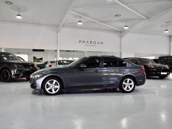 2016 BMW 3 Series 320D Auto Gauteng Sandton_0