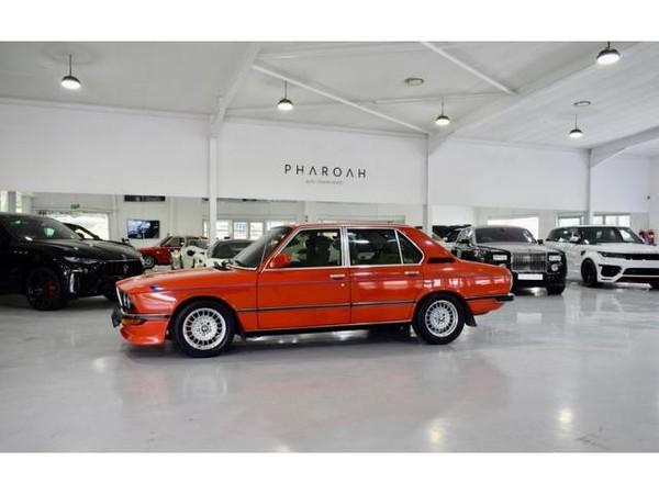 1983 BMW 5 Series 535i New Gen. e128  Gauteng Sandton_0
