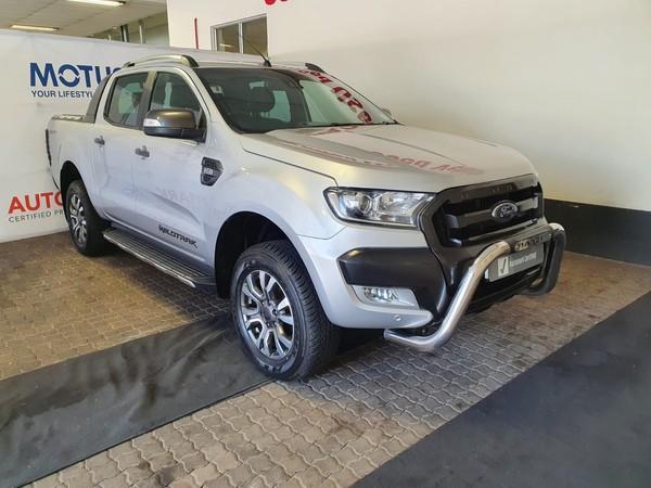 2016 Ford Ranger 3.2TDCi WILDTRAK 4X2 Double Cab Bakkie Mpumalanga Nelspruit_0