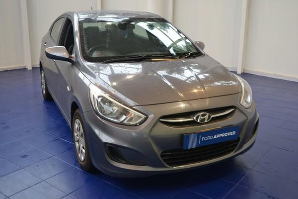 2016 Hyundai Accent 1.6 Gl  Western Cape Cape Town_0