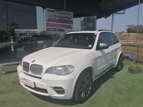 2013 BMW X5 M50d  Kwazulu Natal Mount Edgecombe_0