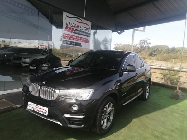 2015 BMW X4 xDRIVE20i xLINE Kwazulu Natal Mount Edgecombe_0
