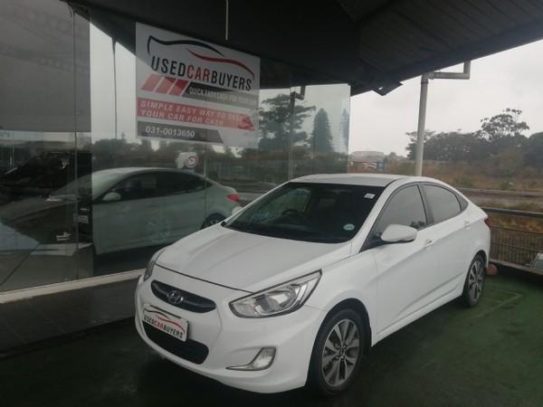 2017 Hyundai Accent 1.6 GLIDE Auto Kwazulu Natal Mount Edgecombe_0