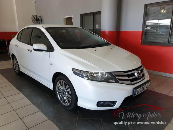 2013 Honda Ballade 1.5 Comfort  Western Cape Brackenfell_0