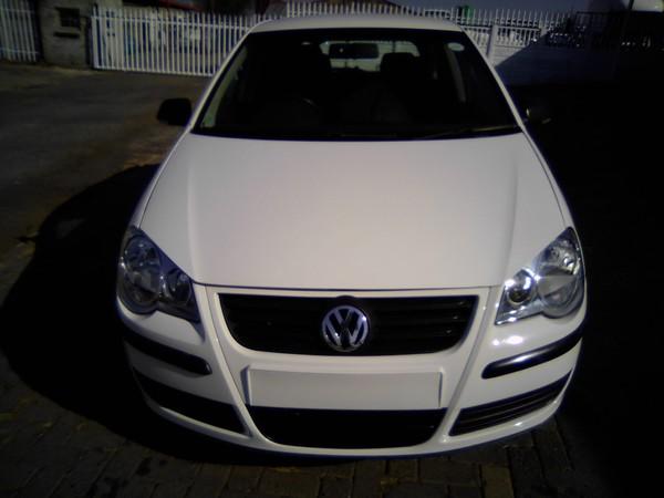 2007 Volkswagen Polo 1.4 Trendline  Gauteng Alrode_0
