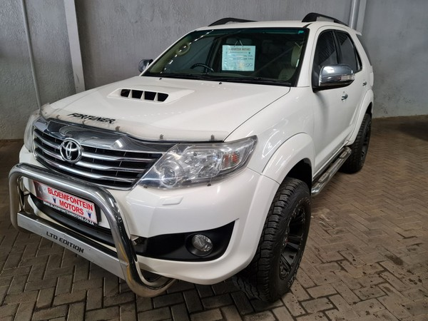 2013 Toyota Fortuner 3.0d-4d 4x4 At  Free State Bloemfontein_0