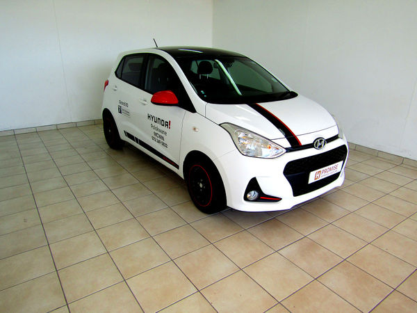 2020 Hyundai Grand i10 1.0 Motion Auto Limpopo Polokwane_0