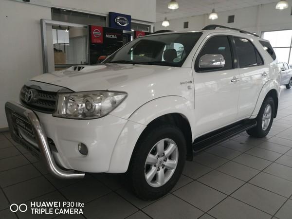 2011 Toyota Fortuner 3.0d-4d Rb  Western Cape Vredenburg_0