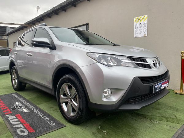 2015 Toyota Rav 4 2.0 GX Auto Gauteng Boksburg_0