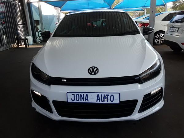 2012 Volkswagen Scirocco 2.0 Tsi R Dsg 188kw  Gauteng Johannesburg_0