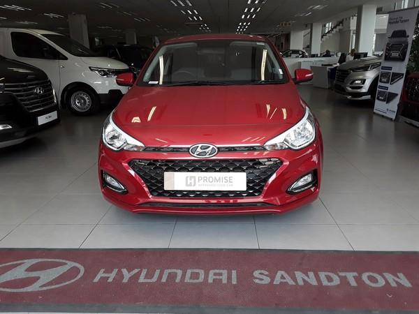 2020 Hyundai i20 1.4 Fluid Gauteng Sandton_0