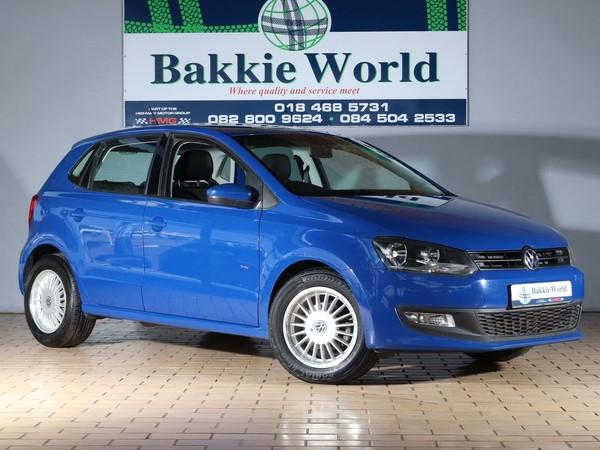 2010 Volkswagen Polo 1.4 Comfortline 5dr  North West Province Klerksdorp_0