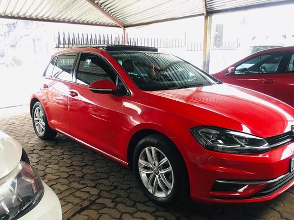 2017 Volkswagen Golf VII 1.4 TSI Comfortline DSG Gauteng Jeppestown_0