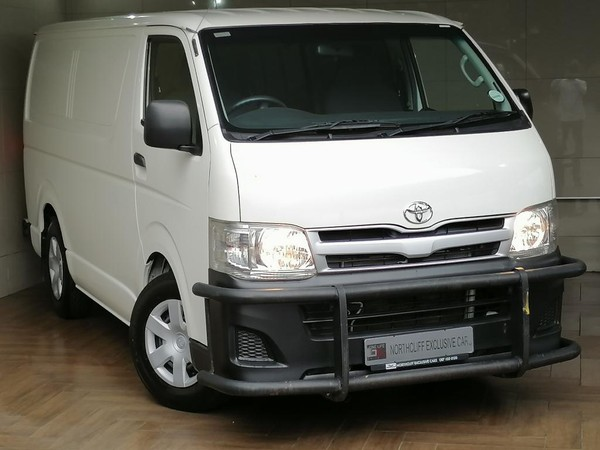 2013 Toyota Quantum PVAN Gauteng Randburg_0
