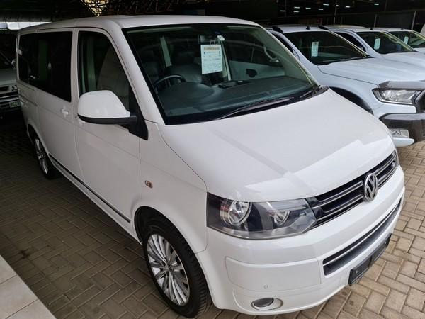 2011 Volkswagen Caravelle 2.0 Bitdi Dsg  Free State Bloemfontein_0