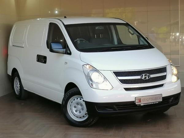 2011 Hyundai H1 2.4 Gl Multicab 6 Seat  Gauteng Randburg_0