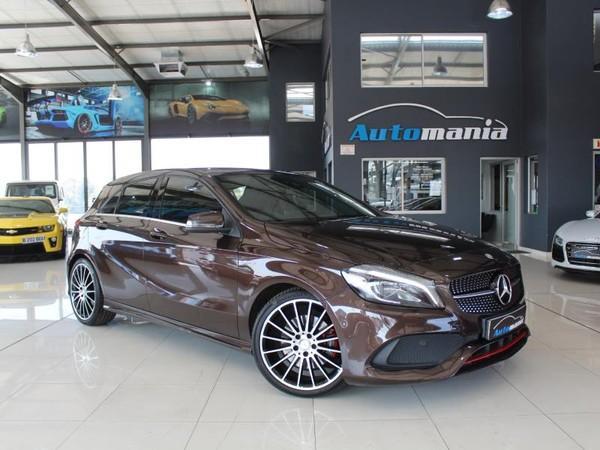 2017 Mercedes-Benz A-Class A 250 Sport Gauteng Kyalami_0