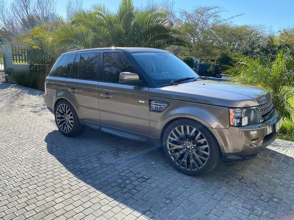 2012 Land Rover Range Rover Se 5.0 V8 Sc  Western Cape Paarl_0