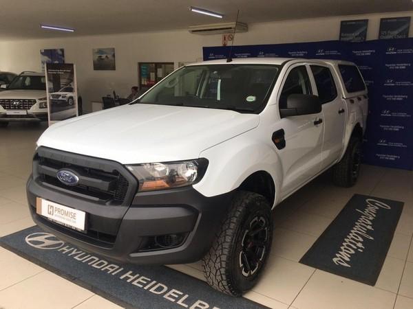2018 Ford Ranger 2.2TDCi Double Cab Bakkie Gauteng Nigel_0