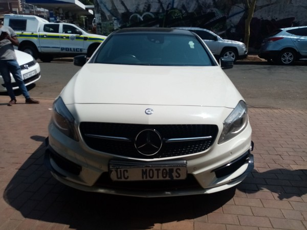2015 Mercedes-Benz AMG GT 4.0 V8 Coupe Gauteng Germiston_0