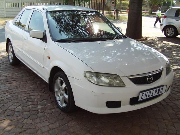 2003 Mazda Etude 160ie AC fin available Gauteng Boksburg_0