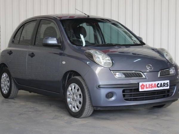 2010 Nissan Micra 1.4 Acenta 5dr d6374  Gauteng Kempton Park_0