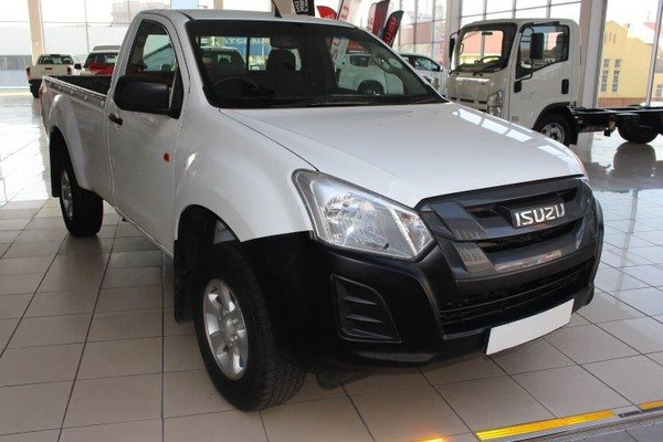 2019 Isuzu D-MAX 250 HO Fleetside Safety Single Cab Bakkie Free State Bloemfontein_0