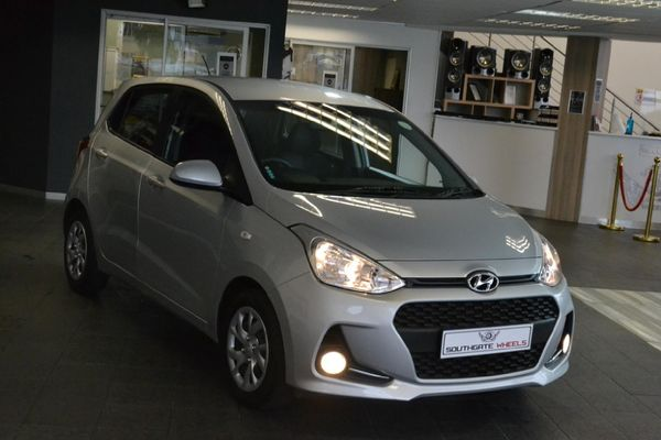2018 Hyundai Grand i10 1.0 Motion Gauteng Roodepoort_0
